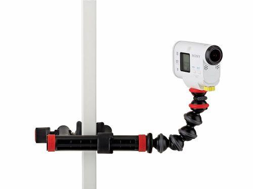 Joby Action Clamp menghina cu brat de prindere pentru GoPro [5]