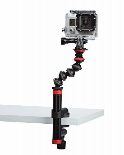 Joby Action Clamp menghina cu brat de prindere pentru GoPro [4]