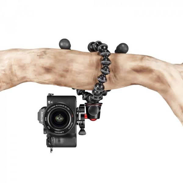 Joby GorillaPod 3K Kit Minitrepied flexibil cu QR 3