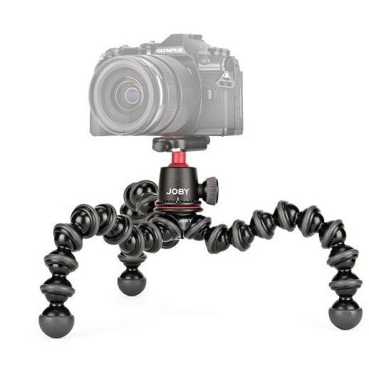 Joby GorillaPod 3K Kit Minitrepied flexibil cu QR 1