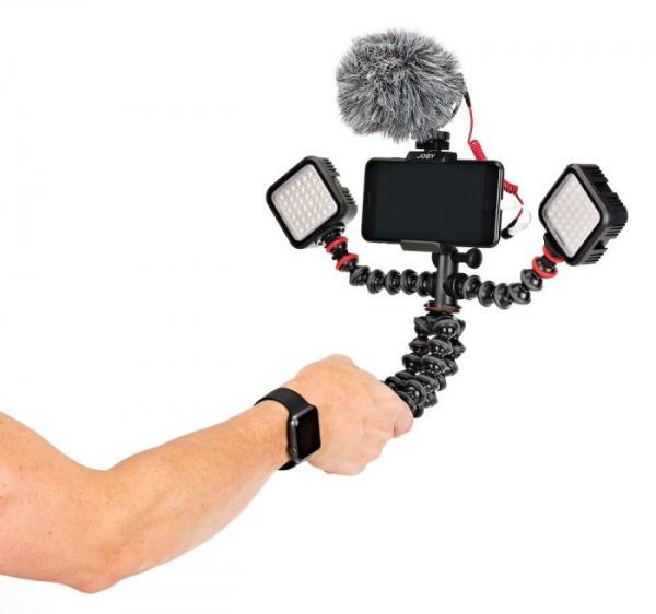 Joby GorillaPod Mobile Rig pentru smartphone 4