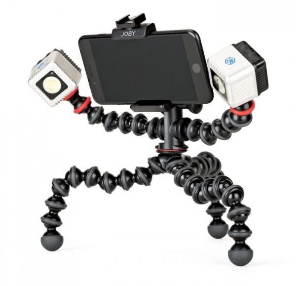 Joby GorillaPod Mobile Rig pentru smartphone 5