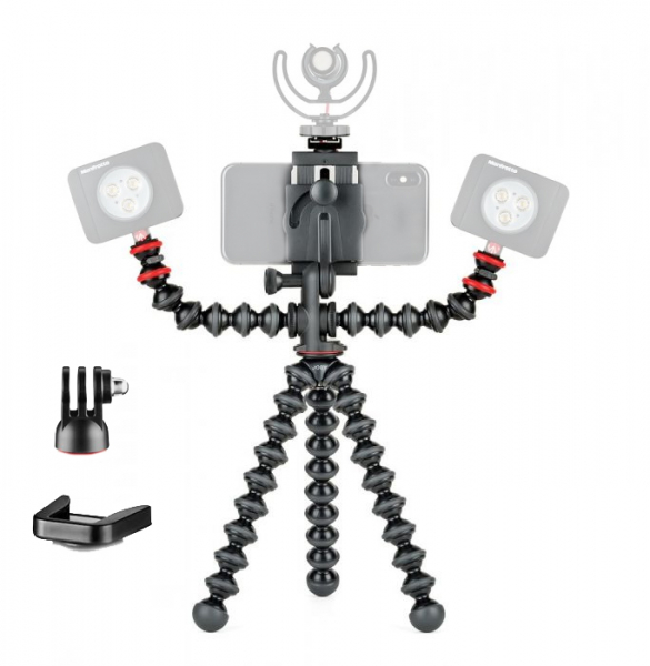Joby GorillaPod Mobile Rig pentru smartphone 0