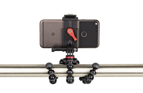Joby GripTight Action Kit minitrepied flexibil cu telecomanda si microfon 4