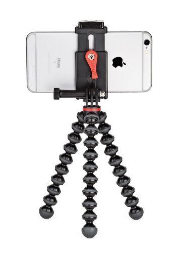 Joby GripTight Action Kit minitrepied flexibil cu telecomanda si microfon 6