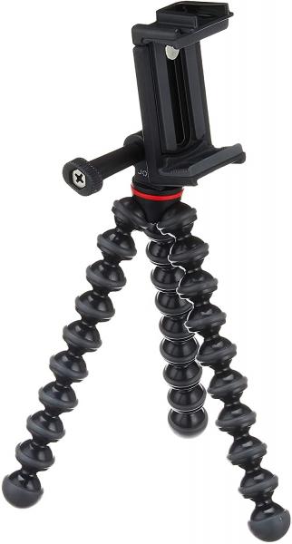 Joby GripTight Action Kit minitrepied flexibil cu telecomanda si microfon 10