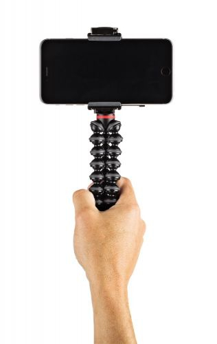 Joby GripTight Action Kit minitrepied flexibil cu telecomanda si microfon 7