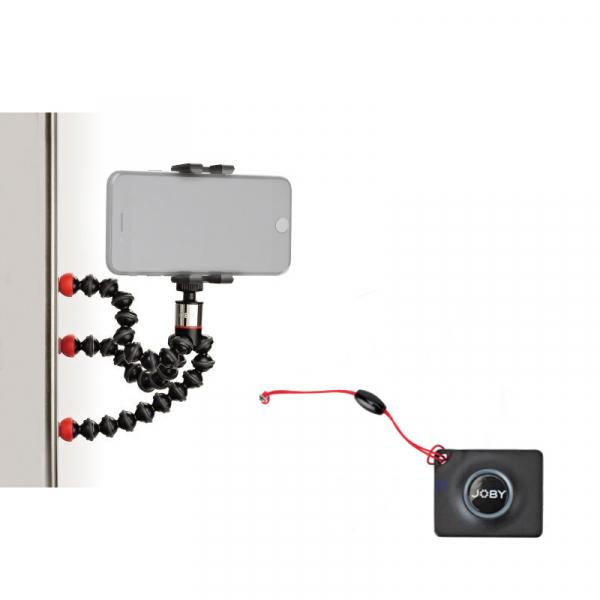 Joby GripTight ONE GP Magnetic Minitrepied cu telecomanda 0