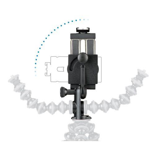 Joby GripTight PRO 2 GorillaPod Minitrepied flexibil pentru smartphone cu microfon 3