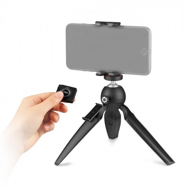 Joby HandyPod Mobile Plus Minitrepied pentru smartphone cu Bluetooth 0