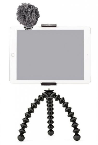 Joby Minitrepied cu suport pentru tableta si microfon 0