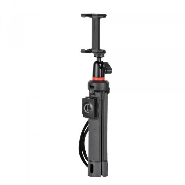 Joby TelePod Mobile Minitrepied telescopic pentru smartphone cu telecomanda si lavaliera 3