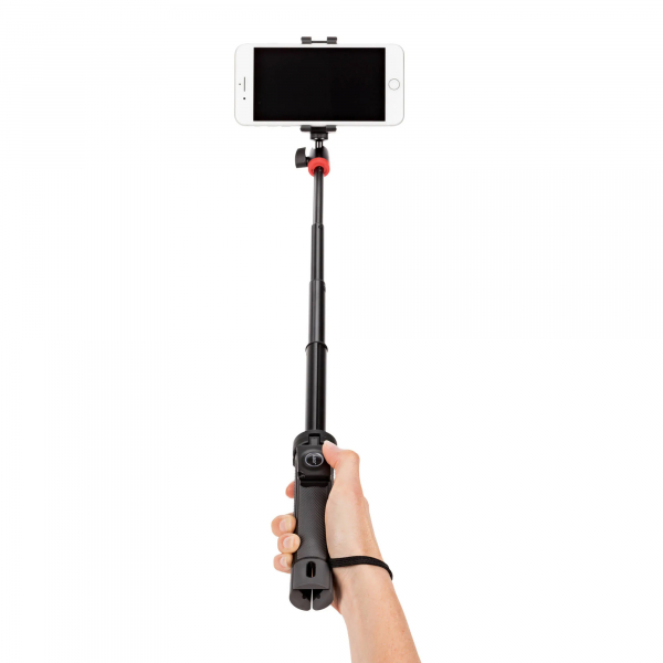 Joby TelePod Mobile Minitrepied telescopic pentru smartphone cu telecomanda si lavaliera 5