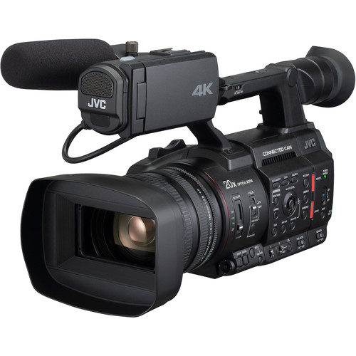JVC Camera live streaming GY-HC500 4K [1]