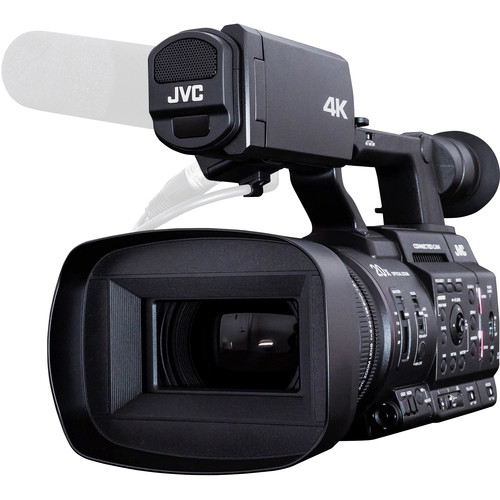 JVC Camera live streaming GY-HC500 4K [0]