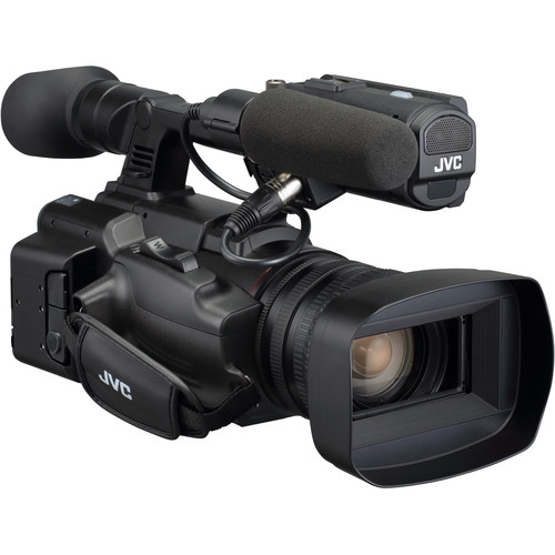 JVC Camera live streaming GY-HC500 4K 9