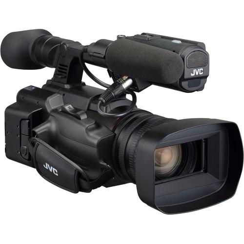 JVC Camera live streaming GY-HC500 4K [9]