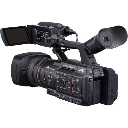 JVC Camera live streaming GY-HC500 4K 3