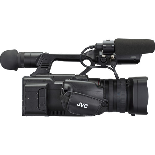 JVC Camera live streaming GY-HC500 4K 7