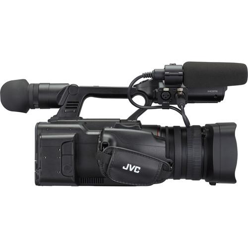 JVC Camera live streaming GY-HC500 4K [7]