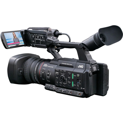 JVC Camera live streaming GY-HC500 4K 4