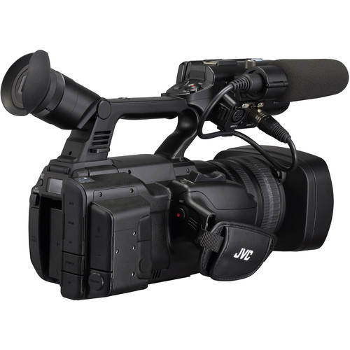 JVC Camera live streaming GY-HC500 4K 8