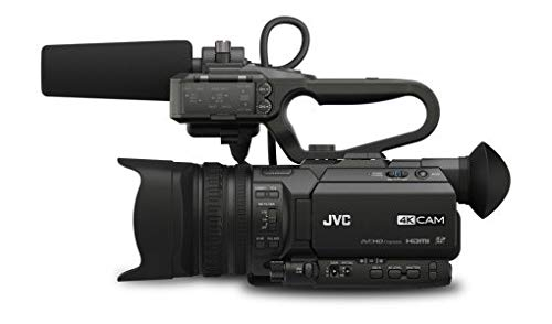 JVC GY-HM250E camera video 4K Live Streaming 1