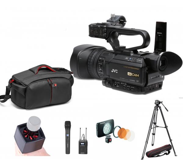 JVC GY-HM250E camera video 4K Live Streaming [0]