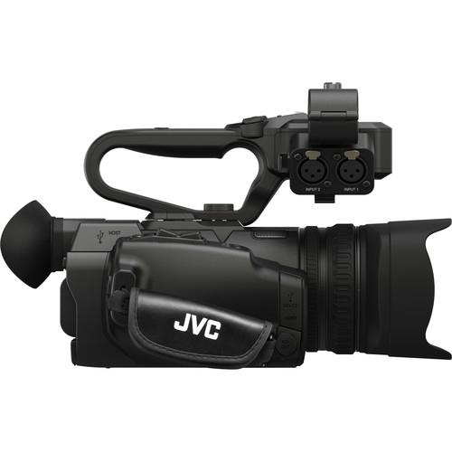 JVC GY-HM250E camera video 4K Live Streaming 3