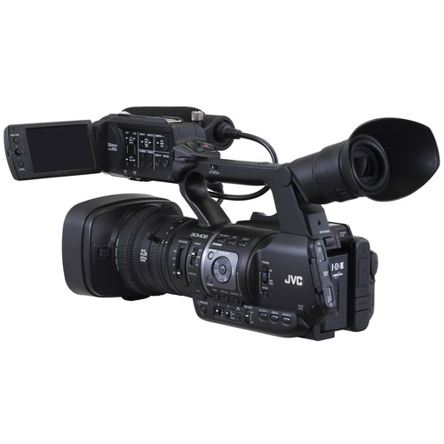 JVC GY-HM660E Camera Video Live Streaming HD ENG 6