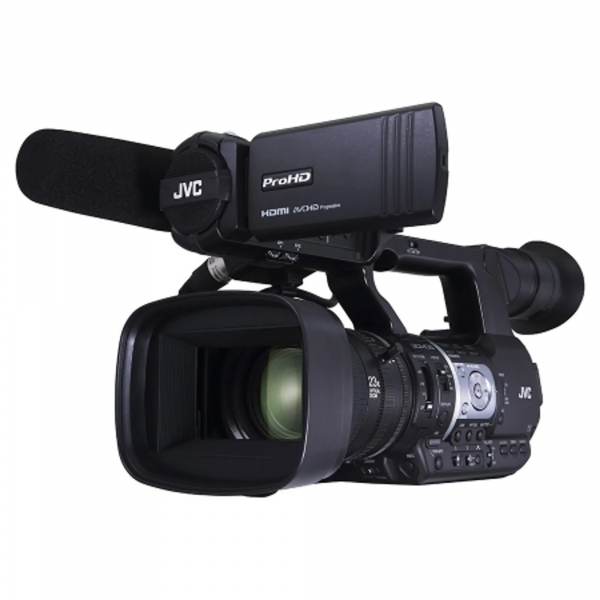 JVC GY-HM660E Camera Video Live Streaming HD ENG 0