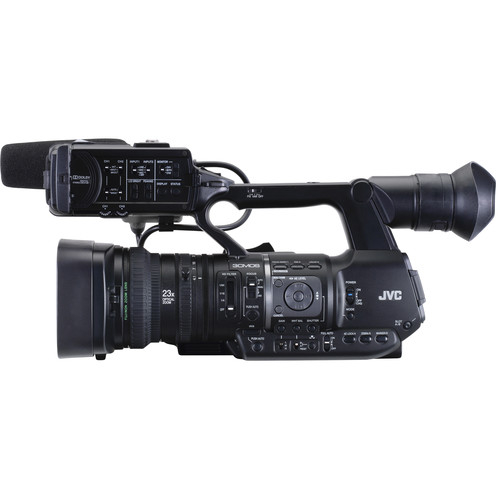 JVC GY-HM660E Camera Video Live Streaming HD ENG 5