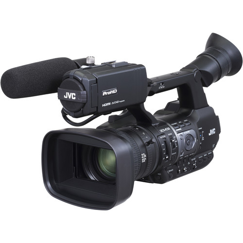 JVC GY-HM660E Camera Video Live Streaming HD ENG 4