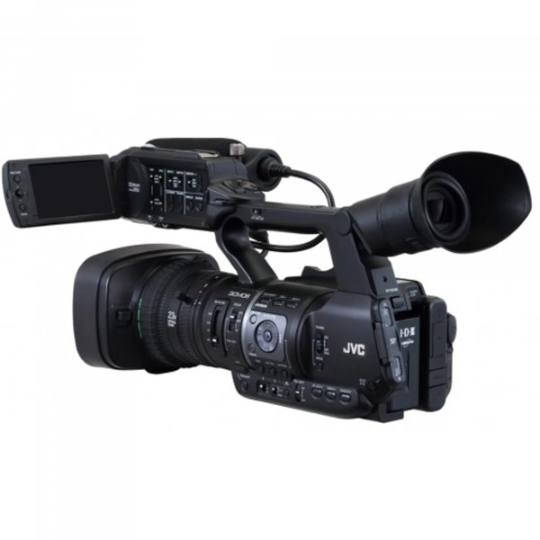 JVC GY-HM660E Camera Video Live Streaming HD ENG 2