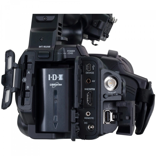 JVC GY-HM660E Camera Video Live Streaming HD ENG