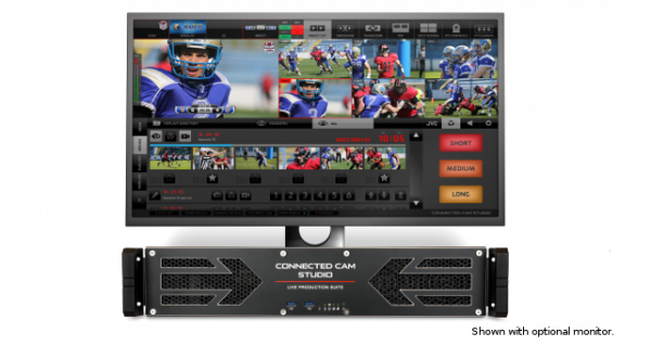JVC Connected Cam 6000S Studio Productie Live si Streaming 0