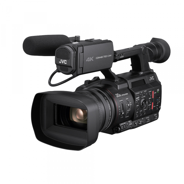 JVC Camera live streaming GY-HC500 4K 0
