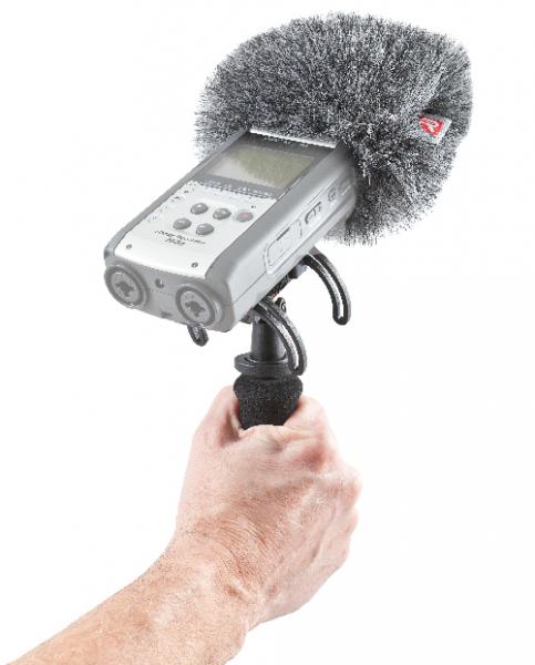 Rycote Kit pentru recorder portabil Sony PCM-D100 [1]
