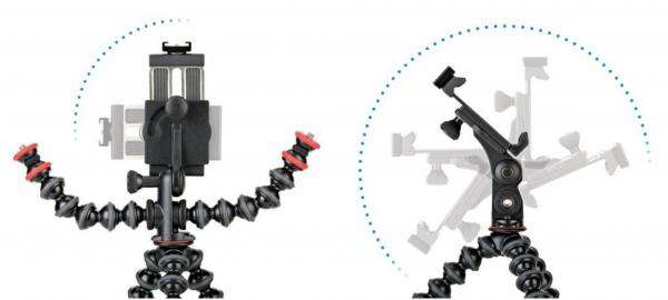 Joby GorillaPod Mobile Rig Kit Vloging pentru smartphone 3