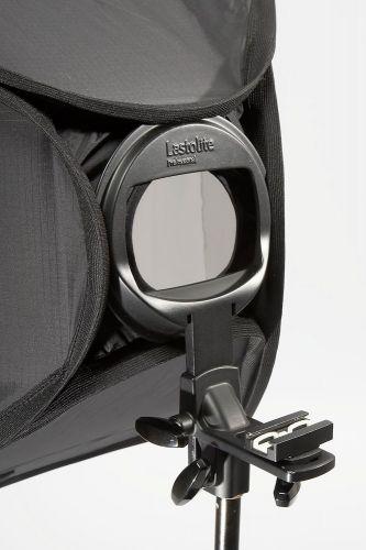 Lastolite Ezybox Hotshoe Kit strobist 46x46 cm [6]