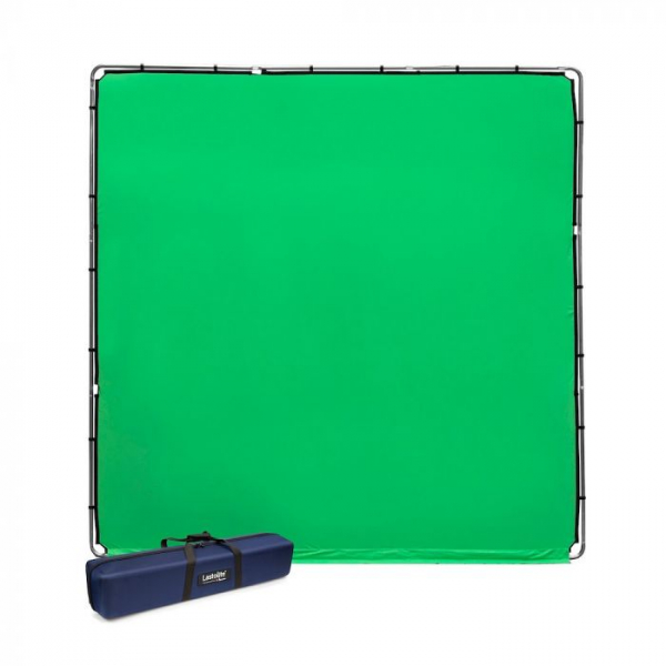 Lastolite StudioLink Kit Chroma Key verde 3x3m [0]