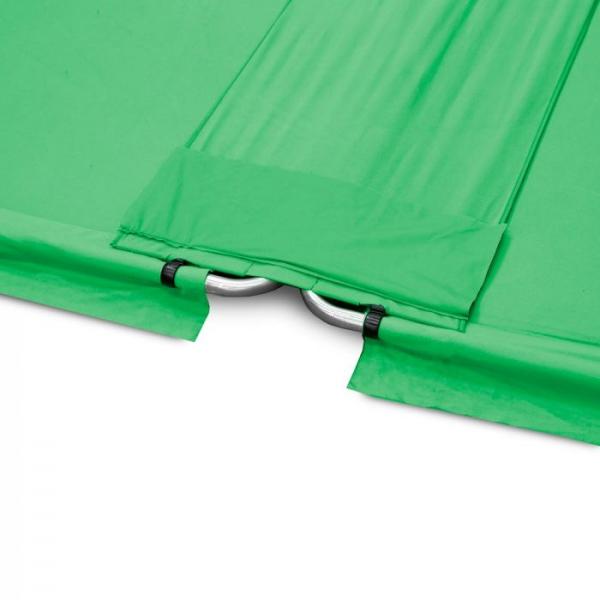 Lastolite Kit de conectare pentru panouri Chroma Key verde 3m [7]