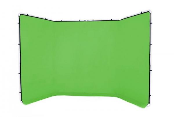 Lastolite Panza Chroma Key verde pentru Fundal panoramic 4x2.30m 0