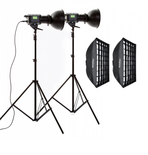 Lastolite RayD8 Kit lumina pentru foto-video de portret 0