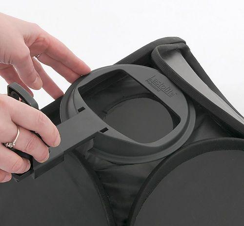 Lastolite Ezybox Hotshoe Softbox cu adaptor pentru blit 63 x 63cm 5