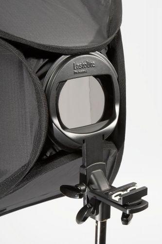 Lastolite Ezybox Hotshoe Softbox cu adaptor pentru blit 63 x 63cm 7