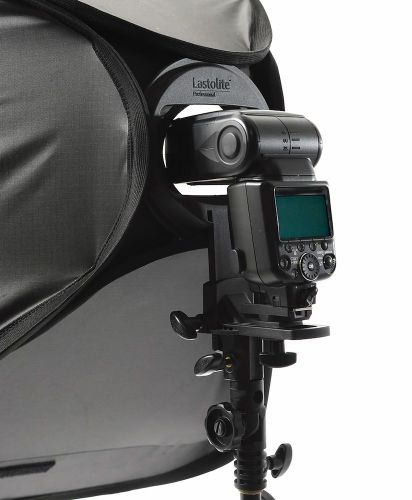 Lastolite Ezybox Hotshoe Softbox cu adaptor pentru blit 63 x 63cm 6