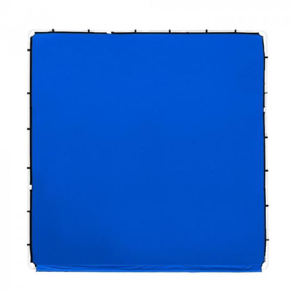 Lastolite StudioLink panza Chroma Key Albastra 3x3m [0]