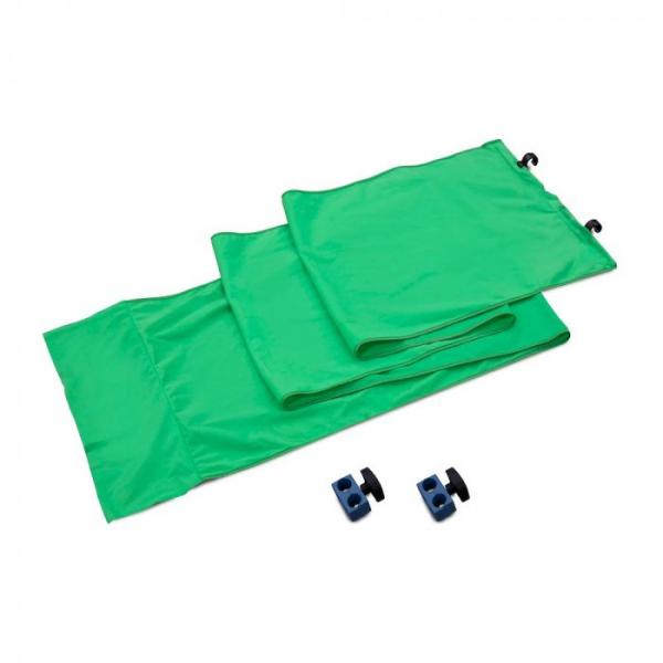 Lastolite Kit de conectare pentru panouri Chroma Key verde 2.3m [1]