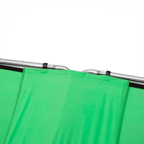 Lastolite Kit de conectare pentru panouri Chroma Key verde 2.3m [5]